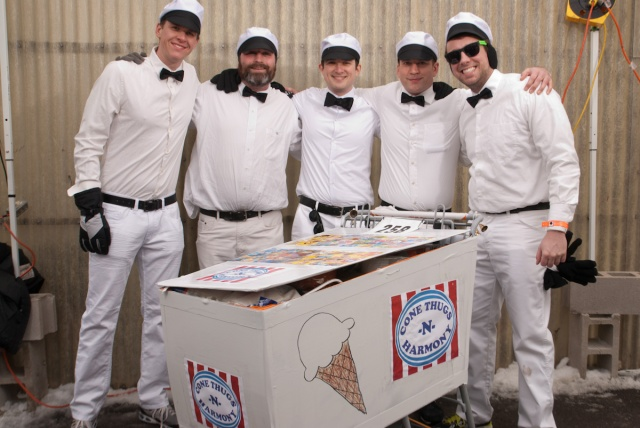 Cone Thugs -N- Harmony -- everybody loved these guys