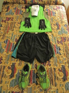 Race-day outfit
