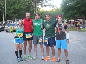 50-mile starters, plus Marla